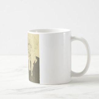 Judge Classic White Coffee Mug