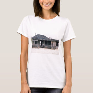 Judge Roy Bean Courthouse and Jail Replica T-Shirt