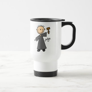Judge Stick Figure Mug