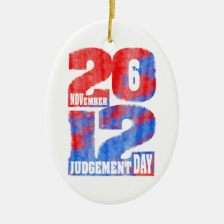 Judgement Day Christmas Tree Ornament