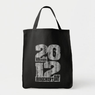 Judgement Day Grocery Tote Bag