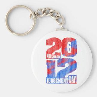 Judgement Day Key Chain