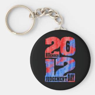 Judgement Day Key Chains