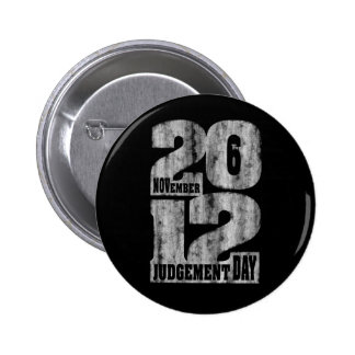 Judgement Day Pin
