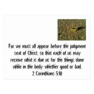 Judgement Day Postcard