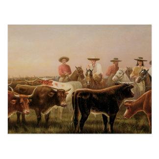 Judges of the Plains Postcard