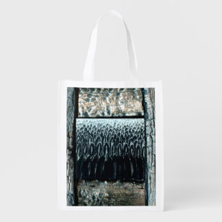 Judgment Day Reusable Grocery Bag