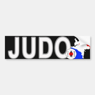 JUDO Bumper Sticker