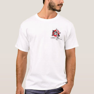 Judo club shirt