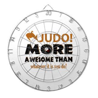 JUDO DESIGN DARTBOARD