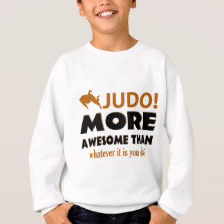JUDO DESIGN SWEATSHIRT