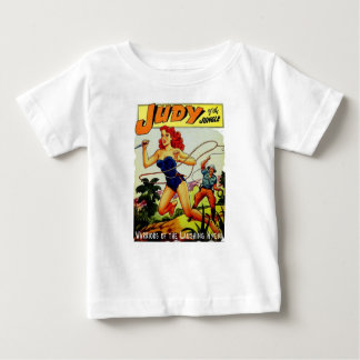 Judy of the Jungle Baby T-Shirt