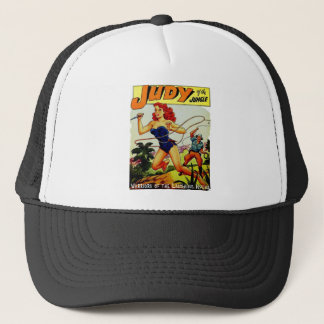 Judy of the Jungle Trucker Hat