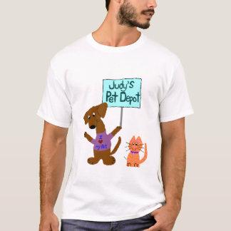 Judy's Pet Depot T-Shirt
