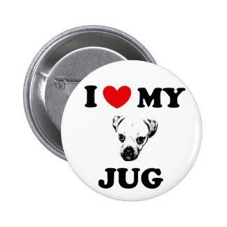 jug dog pins