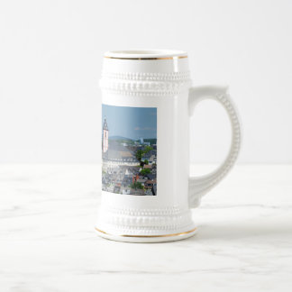 Jug with the city opinion of victories beer steins