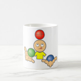 Juggle Coffee Mug
