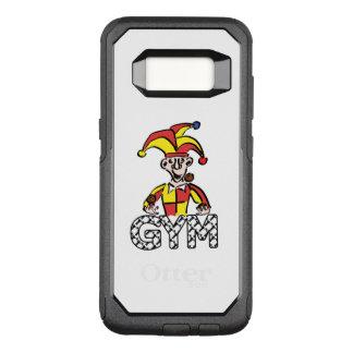 Juggle Gym OtterBox Commuter Samsung Galaxy S8 Case