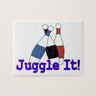Juggle It Juggler Puzzle