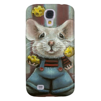 Juggler Mouse Galaxy S4 Covers