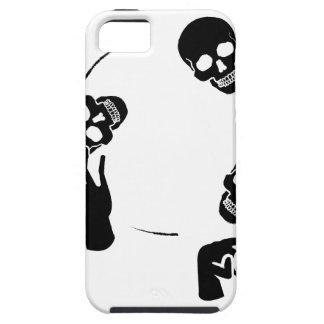 Juggler Skeleton Fun Circus Case For The iPhone 5