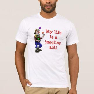 Juggling Act T-Shirt