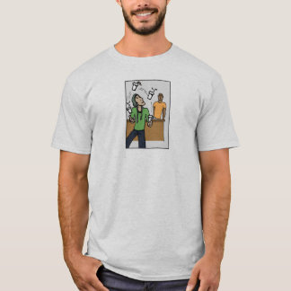 Juggling Coffees T-Shirt