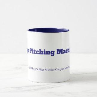 Jugs Pitching Machine #1 mug