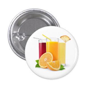 Juice 3 Cm Round Badge