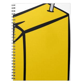 Juice Box Notebook
