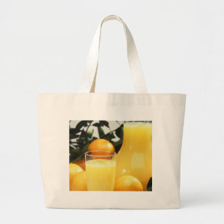 Juice Food Canvas Bags