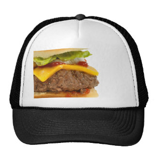 Juicy Cheeseburger Mesh Hat