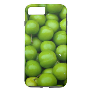 Juicy Green Apples Photographic Print iPhone 8 Plus/7 Plus Case