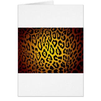 Juicy Jaguar Card