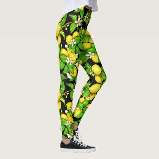 Juicy Lemon Leggings