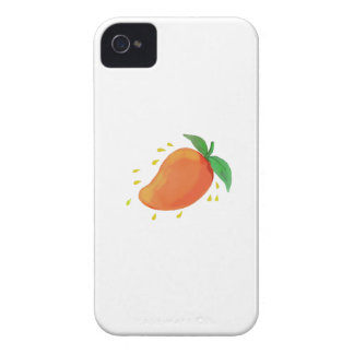 Juicy Mango Fruit Watercolor Case-Mate iPhone 4 Case