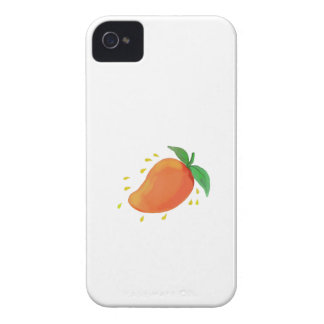 Juicy Mango Fruit Watercolor iPhone 4 Case-Mate Cases