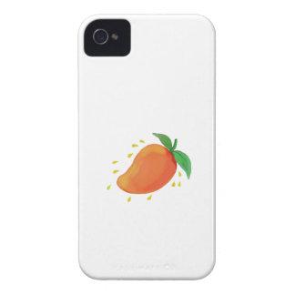 Juicy Mango Fruit Watercolor iPhone 4 Cover