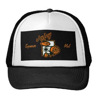 Juicy - Orange Cap