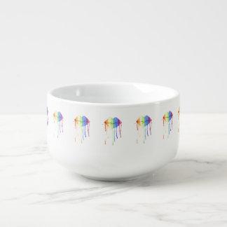 Juicy Rainbow Soup Mug