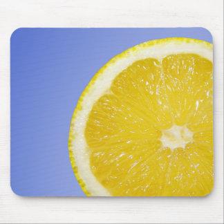 Juicy Slice of Lemon Mouse Pad