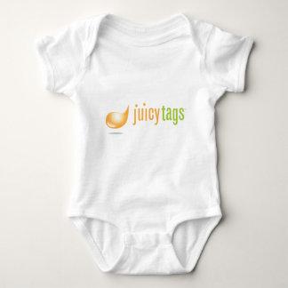 JuicyTags Merchandize Baby Bodysuit