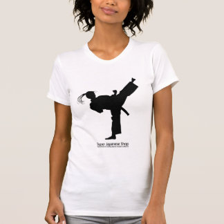 Jujutsu Girl and Chart T-Shirt