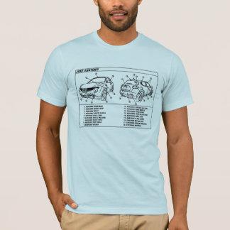JUKE ANATOMY T-Shirt