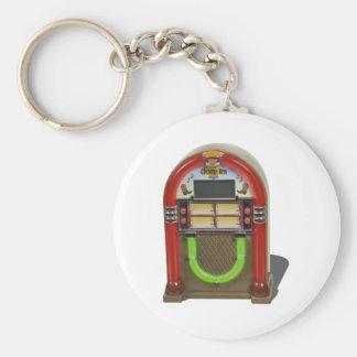 Jukebox102111 Key Ring