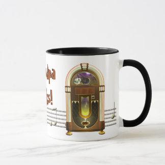 Jukebox Personalized Mugs