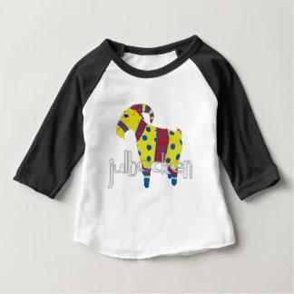 julbocken the Scandinavian Yule Goat Baby T-Shirt