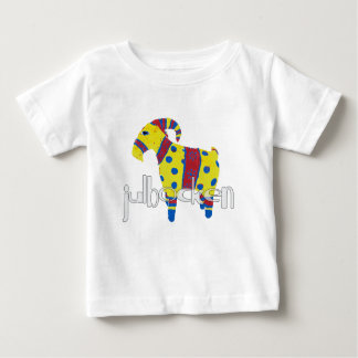 julbocken the Scandinavian Yule Goat Baby T-Shirt