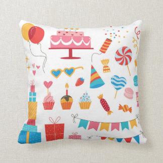 Jules 631 Art Throw Pillow