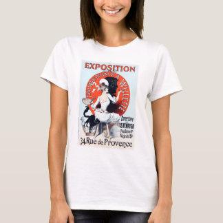 Jules Cheret Exposition Art Nouveau T-shirt